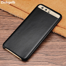 Здесь можно купить  For Huawei P10 Case Cover Luxury Cute Genuine Leather Hard Slim Protect Armor Phone Case for Huawei P10 Back Case Cover Hoesje