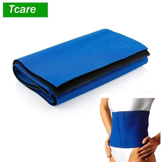 1Pcs Waist Trimmer Belt for Women Men, Sweat Workout Fitness Waist Trainer Weight Loss Adjustable Belt Belly Body Exercise Wrap