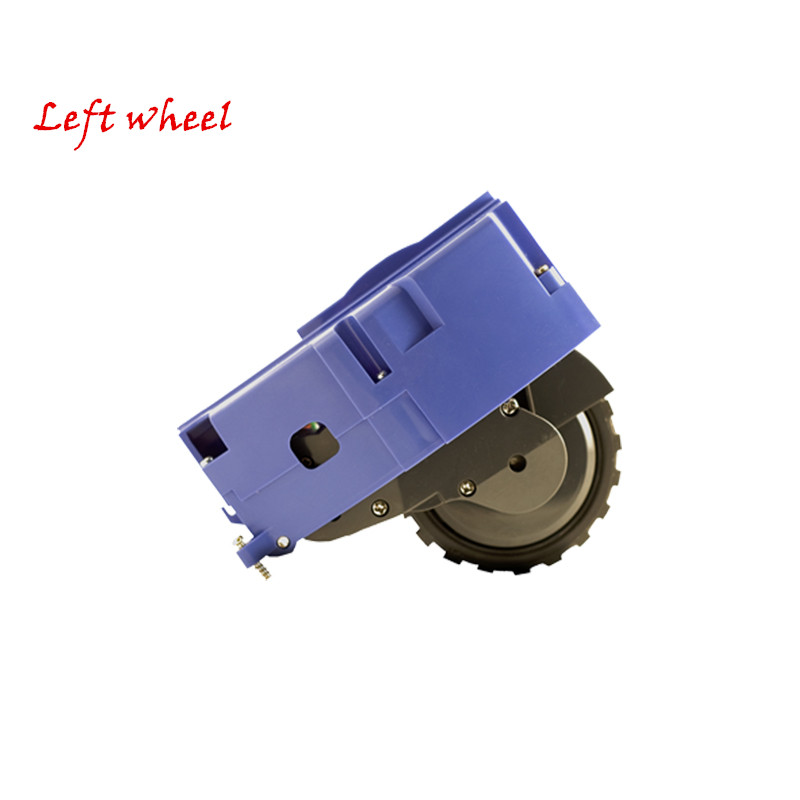 Left Wheel replacement for irobot roomba 600 700 500 Series 620 650 660 595 780 760 770 Vacuum Cleaner Parts irobot roomba wheel люстра maytoni palazzo arm562 08 w