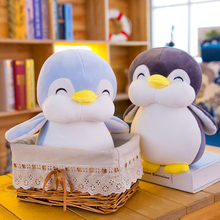 30cm 1pc Soft Fat Penguin Plush Toys Staffed Cartoon Animal Doll Fashion Toy for Kids Baby Lovely Girls Christmas Birthday Gift