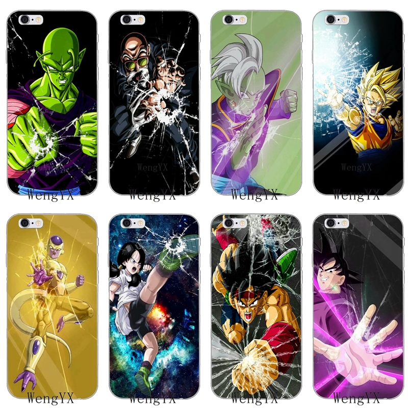 Cellphones & Telecommunications Sincere Design Dragon Ball Z Super Glass Goku Soft Case For Samsung Galaxy A9 A8 A7 A5 A3 J8 J7 J6 J5 J4 J3 Plus Prime 2018 2017 2016 Relieving Heat And Sunstroke