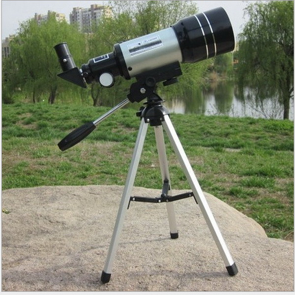 High Quality 150X Zoom HD Outdoor Monocular Space Astronomic Telescope With Portable Tripod Spotting Scope