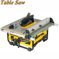 Woodworking Table Saw 1850W Household Mini Table Saw Multi function Cutting Machine Sliding Table Saw Tool DW745