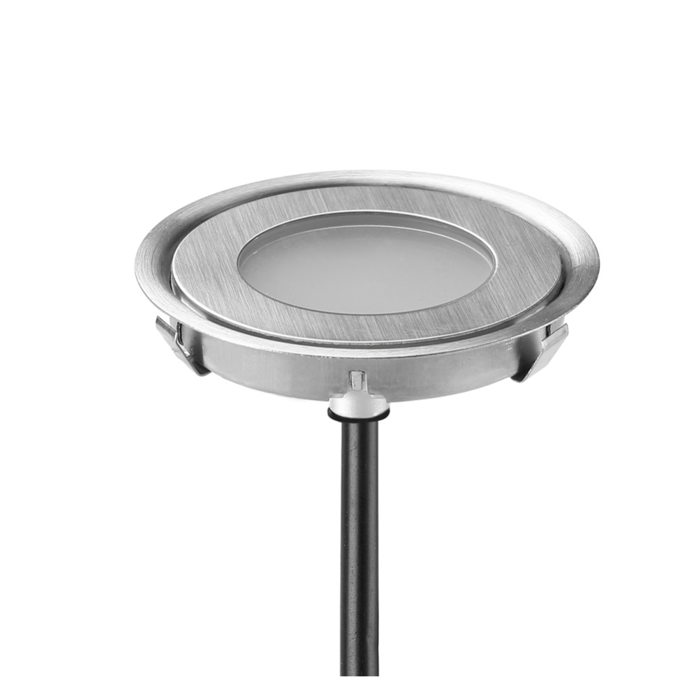 Led Light Fixture Cover: Wateproof IP67 Led Garden Lighting Lamp Stainless Steel