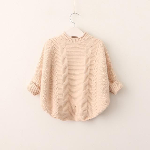 Bebé niño otoño primavera princesa Lolita suéter niño Niñas patrón de punto jersey ropa de los niños rayas ropa 5 unids/lote en Suéteres de ...