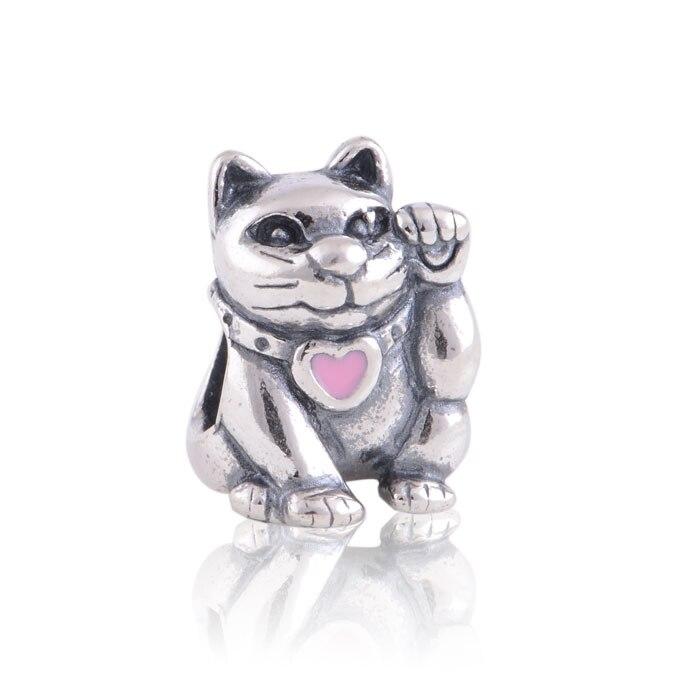 charms pandora gato