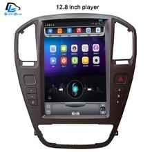 32 г Встроенная память вертикальный экран android автомобильный gps Мультимедиа Видео Радио плеер в тире для opel insignia автомобиля navigaton стерео