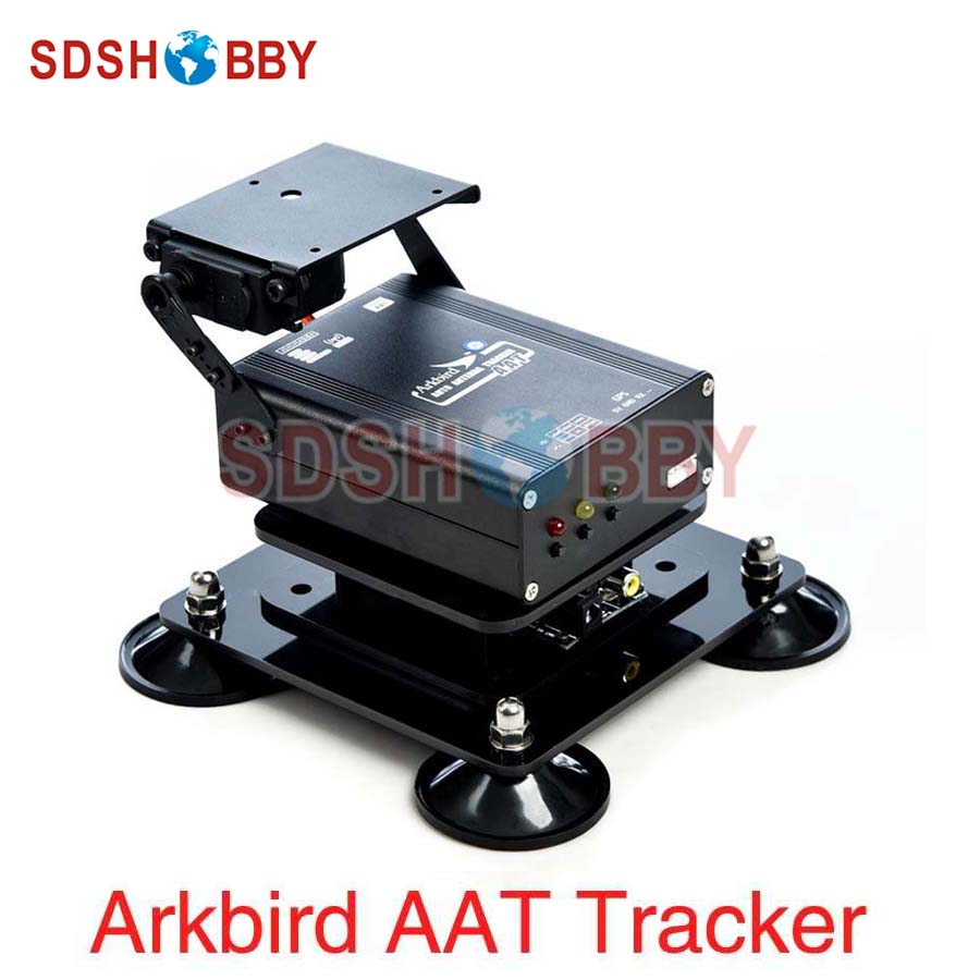 Arkbird Auto Antenna Tracker Gimbal AAT Extend Range Compatible with 1.2G 5.8G Ground System arkbird ground control system 433 433mhz serial module compatible autopilot 2 0 autopilot 2 0 lite for long range system