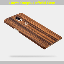 100% official Oneplus 3 case oneplus 3t back cover cases and covers wood original accessories