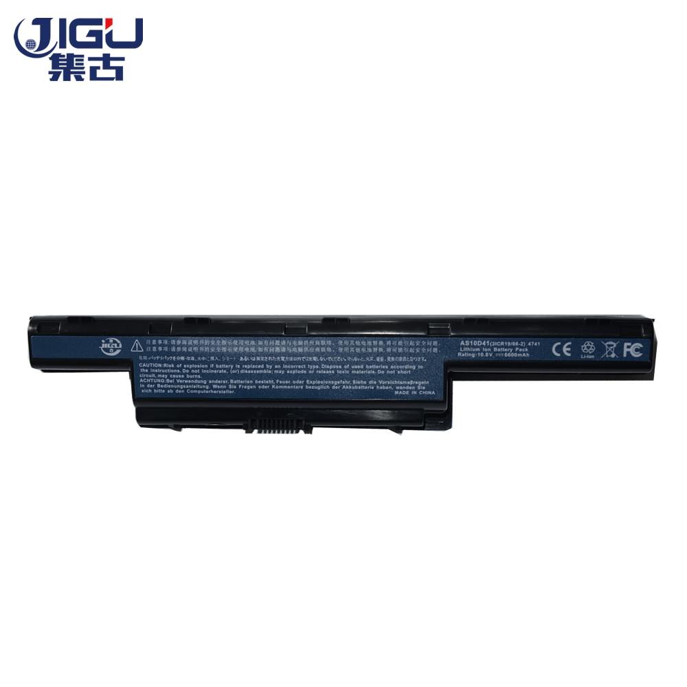 JIGU 9 Cells Laptop Battery For Acer For Aspire V3 V3-471G V3-771G E1-431  E1-471 E1-531 V3-551G E1 E1-421 V3-571G E1-571