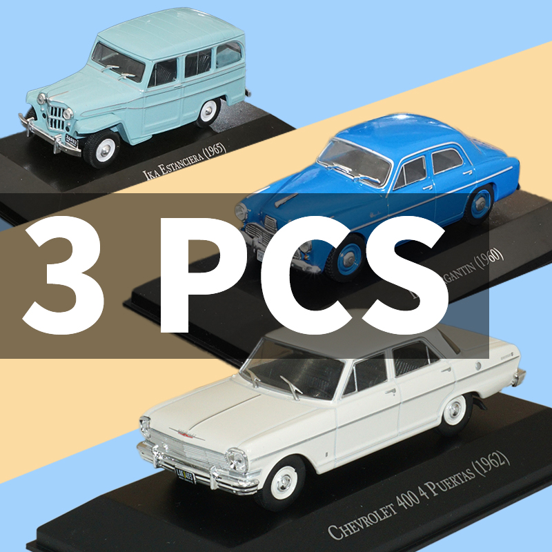 Chevrolet 400 4 PUERTAS 1 43 Car Toy Model Diecasts Toy Vehicles High Quality alloy Car