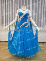 new fashion ballrom dancing dress ballroom dance wear HM14 5058