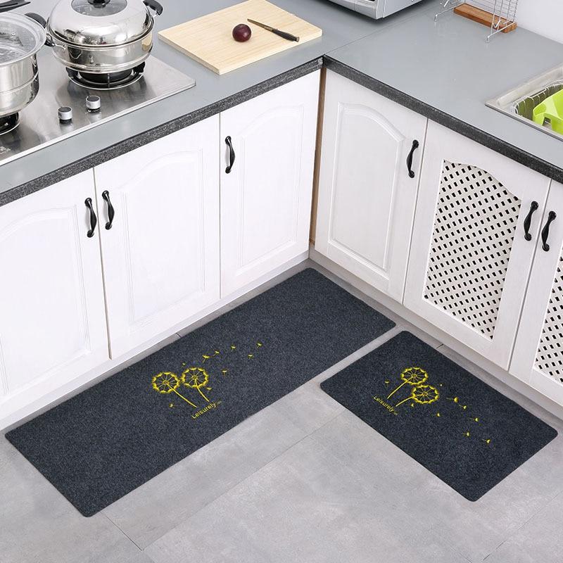Dandelio Doormat Floor Mat Anti-slip Water Absorption Carpet Kitchen Door Toilet Rug Porch
