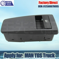 Factory Direct Auto Power Window Control Switch Truck parts Passenger SIDE 81258067095 Apply for Man TGX TGS TGL TGM