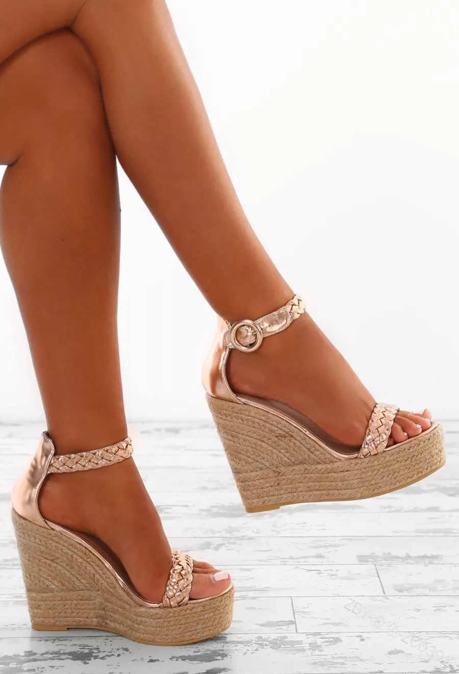 Dress Wedge Heels