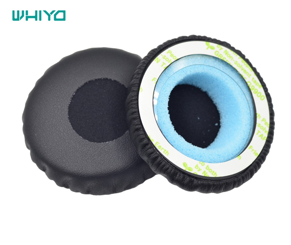 Whiyo 1 pair of Replacement Ear Pads Cushion Cover Earpads Pillow for Sony MDR-XB400 mdr xb400 Headphones