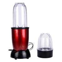 US Plug Mini Portable électrique presse-agrumes mélangeur bébé nourriture Milkshake mélangeur hachoir à viande multifonction Machine à jus de fruits