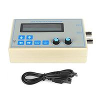 LIXF DDS Function Signal Generator Module Sine Triangle Square Wave USB Cable 1HZ 65534HZ
