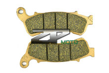 Buy For CBR 1000 FA (FAA/FAB) (3 piston front caliper/ABS) 2010-2013 2011 2012 Front & Rear Brake Pads OEM New High Quality