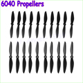 20pcs/lot KINGKONG 6040 6*4  propeller prop CW CCW RC QAV 250 Quadcopter Multi-Copter (10 pair)