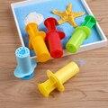 5pc Polymer Clay Playdough Molds DIY Plasticine Tool Molds Plasticine-Play-Doh Fimo Polymer Clay Intelligent Kids Toys