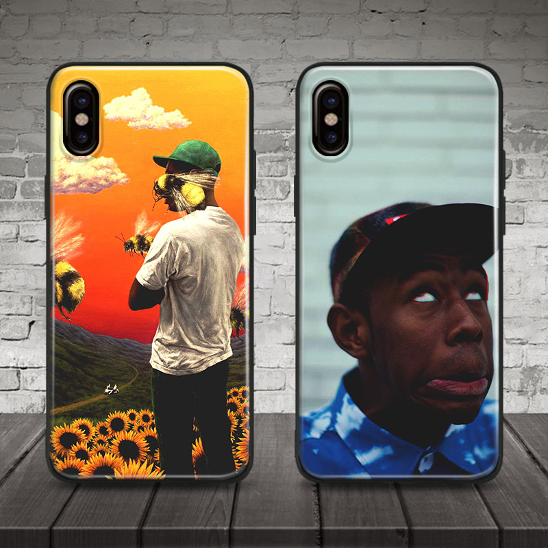 Dependable Yinuoda Tyler The Creator Rap Tyler Creator Novelty Fundas Phone Case For Iphone 8 7 6 6s Plus X Xs Max 5 5s Se Xr 10 Cover Cellphones & Telecommunications