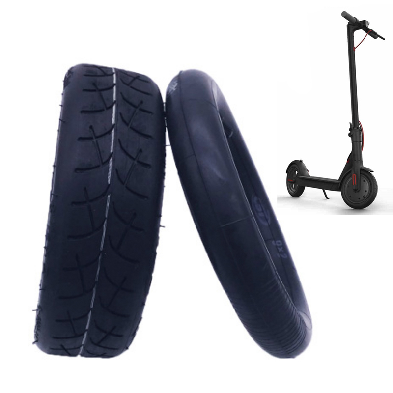 CST 8.5 inch Scooter Tire for Xiaomi Mijia M365 Bird 8.5 Electric Scooter Outer Tyre 1/2 X 2 Tube Non-slip Pneumatic Tire Wheel mijia electric scooter black page 2