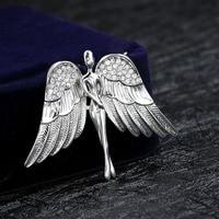 Anzug Für Männer Und Frauen Pin Abzeichen Kristall Brosche Schal Strickjacke Dual-zweck Dornschließe Flagge Abzeichen