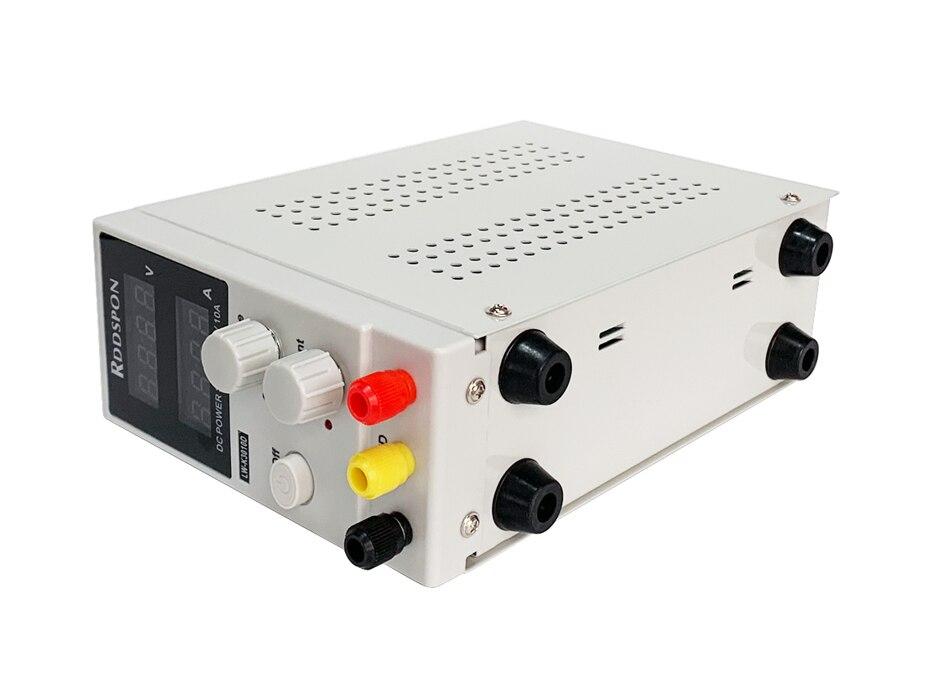 ajustável-exposição do dígito carregamento 30 V 10A