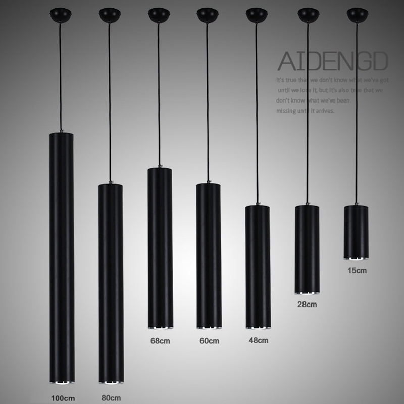 buy modern kitchen lighting and get free shipping on aliexpresscom - Black Kitchen Lights