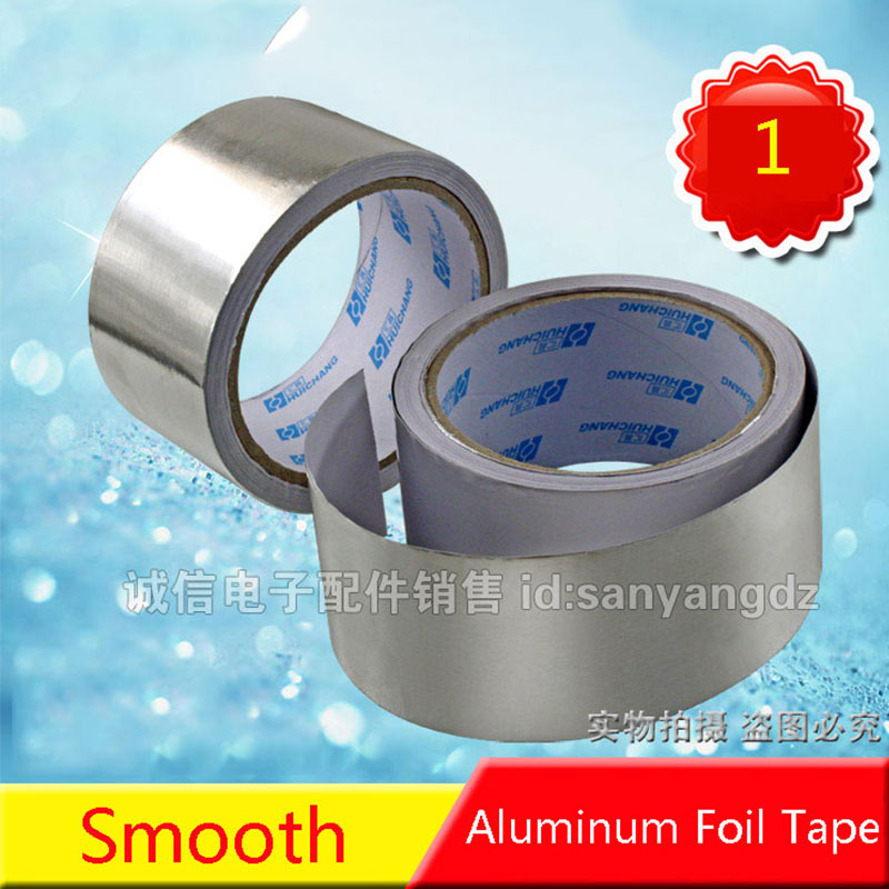 2Pcs High-Quality Air Conditioning Bandage With Air Conditioning Aluminum Foil Tape Air Conditioning Parts air conditioning butt joint 16mm djt 5