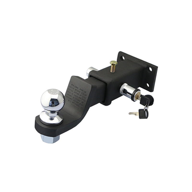 """CNSY 2/"""" Heavy Duty Cross Hitch Tightener Clamp Anti Rattle Hitch Coupling Clamp"""