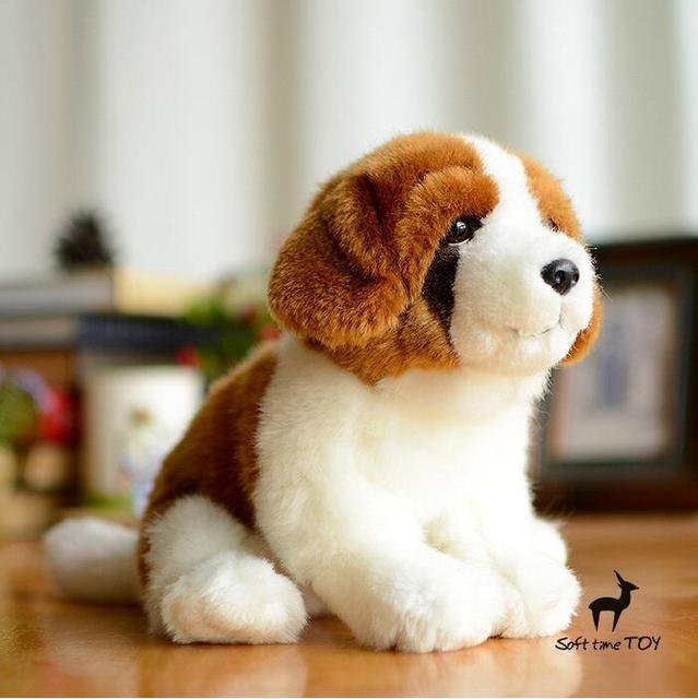 Most Inspiring Saint Bernards Anime Adorable Dog - Plush-Baby-Toys-Gifts-St-Bernard-Doll-Simulation-Animals-Lovely-Dogs-Toy-Store  Trends_86477  .jpg