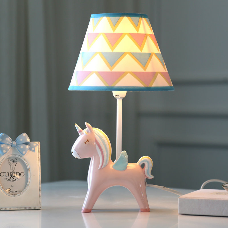Unicorn Dimmable LED Table Lamp Bedroom Bedside Lamp Desk Light Creative Baby Kids Childrens Room Home Decorative Reading LampUnicorn Dimmable LED Table Lamp Bedroom Bedside Lamp Desk Light Creative Baby Kids Childrens Room Home Decorative Reading Lamp