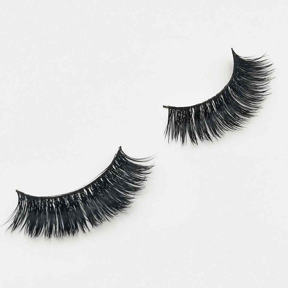 XME011 mink lashes  (8)