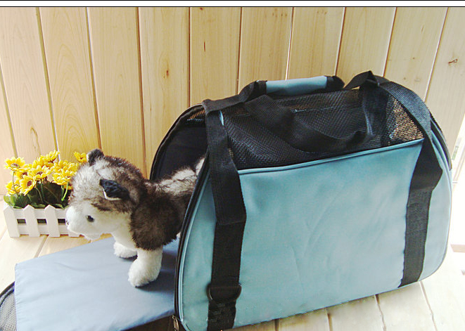 100% High Quality medium-sized Pet Carrier Soft Sided Cat / Dog Comfort Shoulder Bag Travel Approved цена и фото