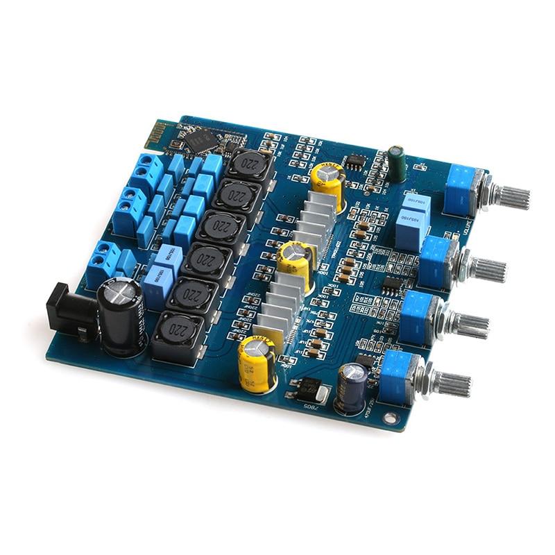 1pc TPA3116 Class D Amplifier Board Bluetooth 2.1 Amplifier Board 100W+2*50W tpa3116 class d digital 50w 50w amplifier assembled board