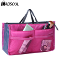 Ladsoul Multifunction Makeup Organizer Bags Women Cosmetic Bags Ourdoor Travel Wash Bag Bolsas Toiletry Good Quality lm2136/g