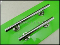 2pcs Lot Free Shipping Modren Style 197mm 304 Stainless Steel Open Mounted Door Handel Pull TC304