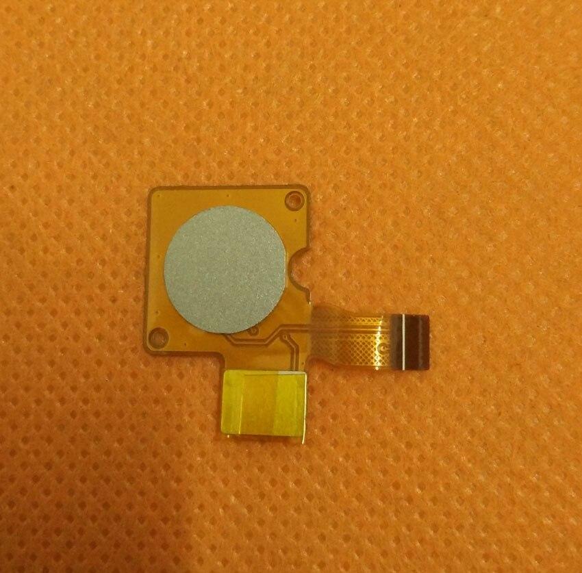 Utilisé Original D'empreintes Digitales capteur Bouton Pour Oukitel K6000 Pro MT6753 Octa Core 5.5 FHD 1920x1080 Livraison Gratuite
