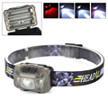 Super Bright Mini LED Headlamp 5 Mode Energy Saving Outdoor Sports Camping Fishing Head Lamp Flashlight