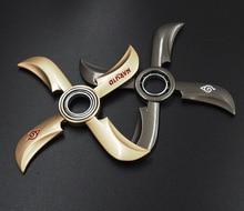 Sasuke Metal Rotating Shuriken Toy