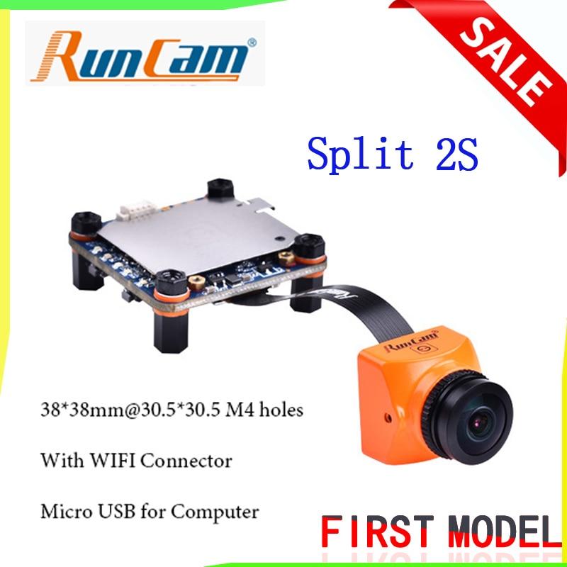 RunCam Split 2s Split mini 2 FPV Camera Wifi 1080P 60fps HD Recording plus WDR NTSC