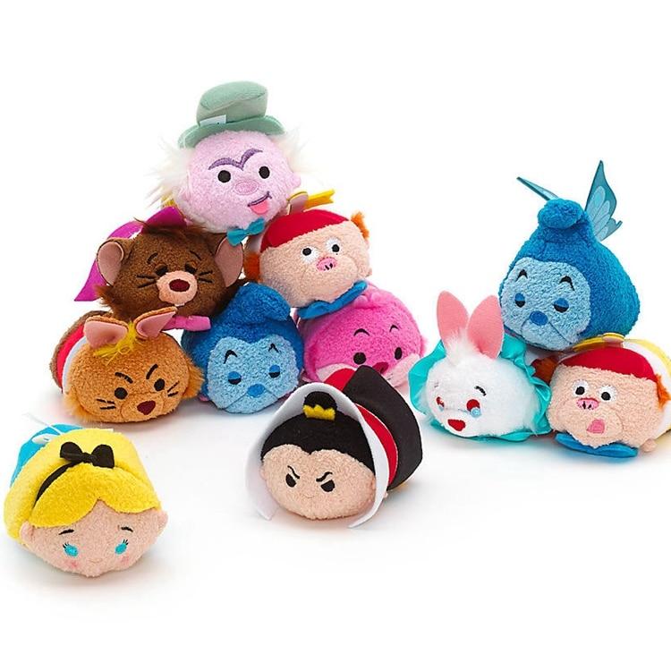 Tsum Tsum Mini Alice In Wonderland Plush Toy Cheshire Cat