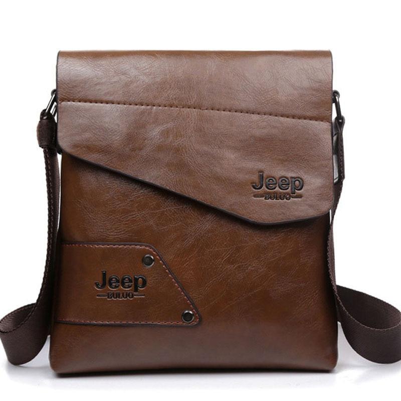 Aliexpress.com : Buy Hot sale PU leather bag mens shoulder bag ...