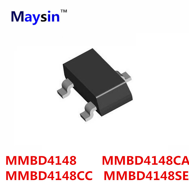 Цена MMBD4148CC