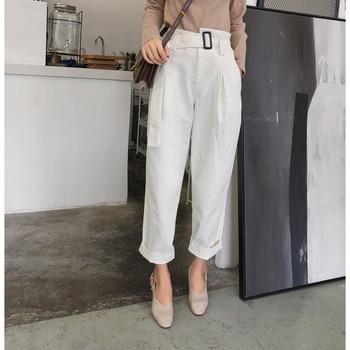 Spodnie capri damskie Spodnie damskie Tanie rzeczy z