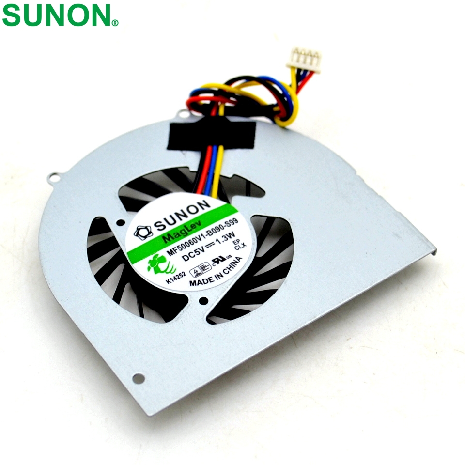 Free Shipping New CPU Cooling Fan For Q120 Q150 MF50060V1-B090-S99 series laptop fan laptop cooling fan for asus pu500ca fan