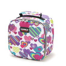 купить New Waterproof Thermal Cooler Insulated Lunch Box 5L Bring food package Portable Tote Picnic Lunch Bags for Women Kids Men по цене 502.23 рублей