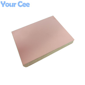 10 pcs FR4 De Fibra De Epóxi Dupla Face PCB Placa De Cobre Revestido de Laminado 150*100*1.6mm (5 15/16